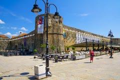 Budva Walls Royalty Free Stock Photography