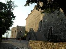 Budva - światowe dziedzictwo lista obraz royalty free