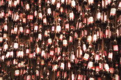Budweiser Bottles Stock Photo