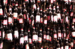 Budweiser Bottles Stock Images