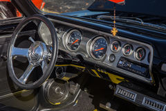 Budweiser Car Show 2014 Stock Photography