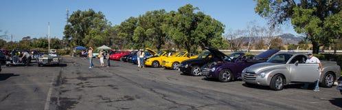 Budweiser Car Show 2014 Royalty Free Stock Photo