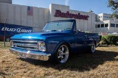 Budweiser Car Show 2014 Royalty Free Stock Photos