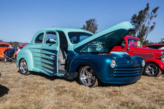 Budweiser Car Show 2014 Royalty Free Stock Images