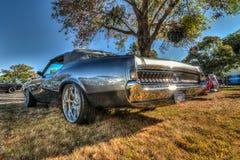 Budweiser-Car Show HDR 2014 Lizenzfreie Stockfotografie
