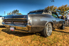 Budweiser Car Show 2014 HDR Royalty Free Stock Image