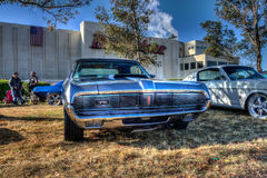 Budweiser Car Show 2014 HDR Royalty Free Stock Photography