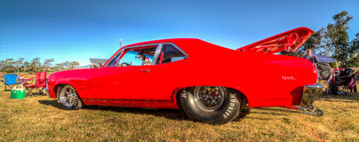 Budweiser Car Show 2014 HDR Stock Photography