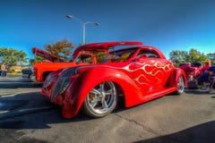 Budweiser Car Show 2014 HDR Stock Photos
