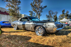 Budweiser Car Show 2014 HDR Stock Images
