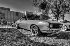 Budweiser Car Show 2014 HDR Royalty Free Stock Photo