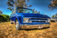 Budweiser Car Show 2014 HDR Royalty Free Stock Photos