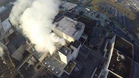 Budweiser Factory Texas 4k stock footage