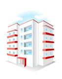 budynek ilustracji