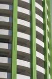 budynek abstrakcyjne Zdjęcia Stock