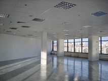 Budynek apretury praca Zdjęcie Royalty Free