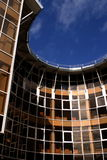 budynek architektury zakrzywione obrazy stock