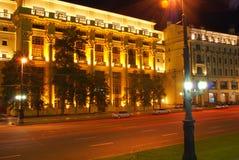 budynek błyszczący Fotografia Royalty Free