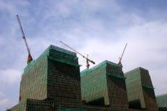 budynek bejing porcelana nowoczesnej Obrazy Stock