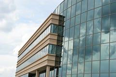 Budynek biurowy Obrazy Royalty Free