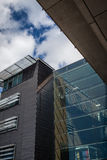 Budynek biurowy Obraz Royalty Free