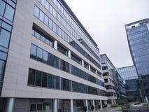 Budynek biurowy Obraz Stock