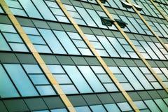 Budynek biurowy fotografia stock