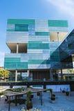 Budynek biurowy Arata Isozaki, Barcelona Zdjęcie Royalty Free
