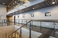 Budynek biurowy struktura zdjęcie royalty free