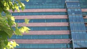 Budynek biurowy ustanawia strzał zbiory