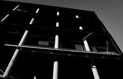 Budynek biurowy w Kaunas obrazy royalty free