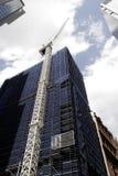 budynek budowę biura Obrazy Royalty Free