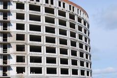 budynek budowa dużo piętrowy poniższy Obraz Stock