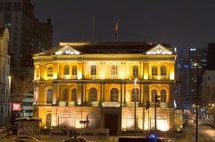 Budynek Bund w Szanghaj Fotografia Royalty Free