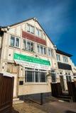 Budynek był Waltham islamu Dębowym karczemnym Centre teraz Fotografia Royalty Free