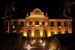 Budynek Chao Abhaibhubejhr obrazy royalty free