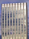 budynek chmurnieje szkło Obraz Royalty Free