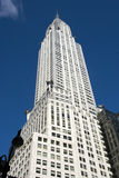 budynek Chrysler fotografia royalty free