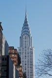 budynek Chrysler Zdjęcia Stock
