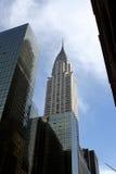 budynek Chryslera obrazy royalty free