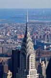 budynek Chryslera Zdjęcia Royalty Free