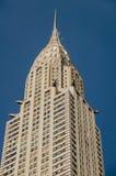 budynek Chryslera, nowy jork Zdjęcie Stock