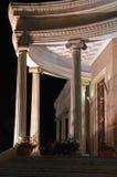 budynek cibory wejścia zdjęcie royalty free