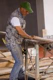 budynek domu budowy nowego miejsca obraz royalty free