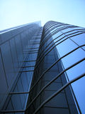 budynek działalności instytucji finansowej przedsiębiorstw nowoczesnej Fotografia Royalty Free