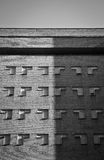 budynek fasada Madrid Obrazy Royalty Free