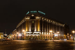 Budynek hotelowy Astoria Zdjęcie Royalty Free