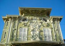 budynek liberty styl obrazy royalty free