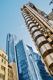 budynek Lloyd London s zdjęcie stock