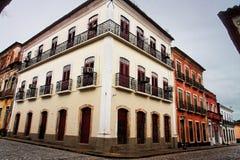 budynek, Luis maranhao historyczne sao Fotografia Stock